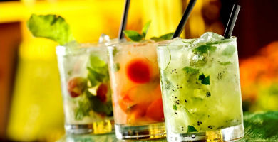 5-drinks-refrescantes